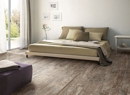 Wood-Tile Look - Bode Floors
